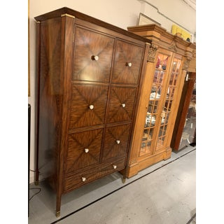 Maitland-Smith Two Door + Five Drawers Armoire Preview