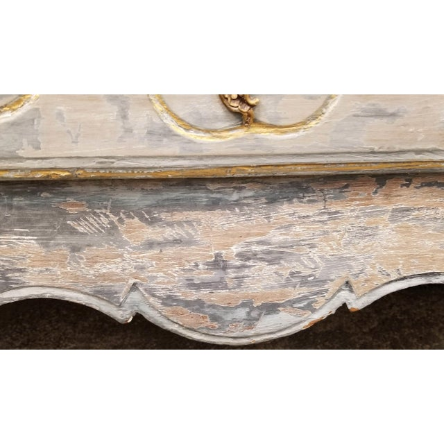 18th C. Louis XV Commode With Original Hardware For Sale - Image 9 of 12