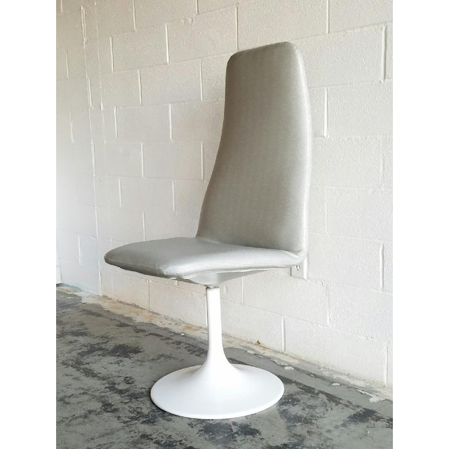 Vintage Tulip Swivel Chairs - Set of 4 For Sale - Image 4 of 6
