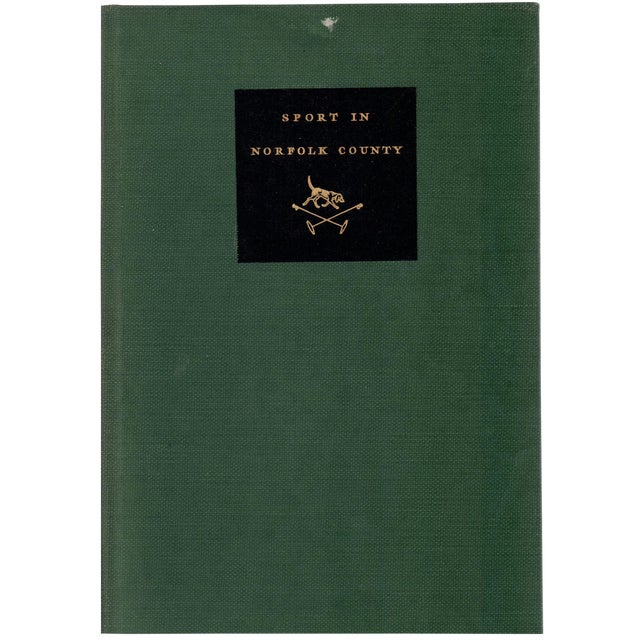 "1938 Limited Edition ""Sport In Norfolk County"" - Image 1 of 6"