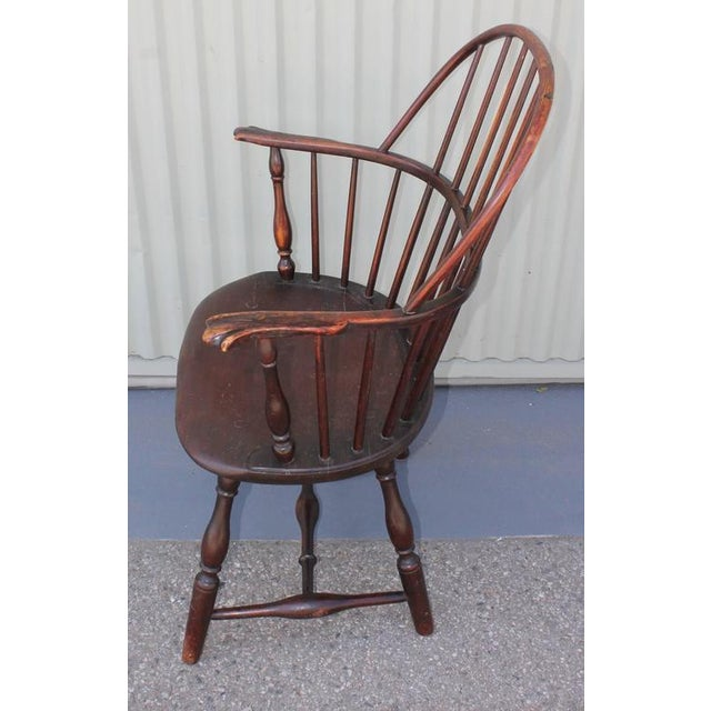 18th Century Sack Back Windsor Armchair - Image 2 of 5