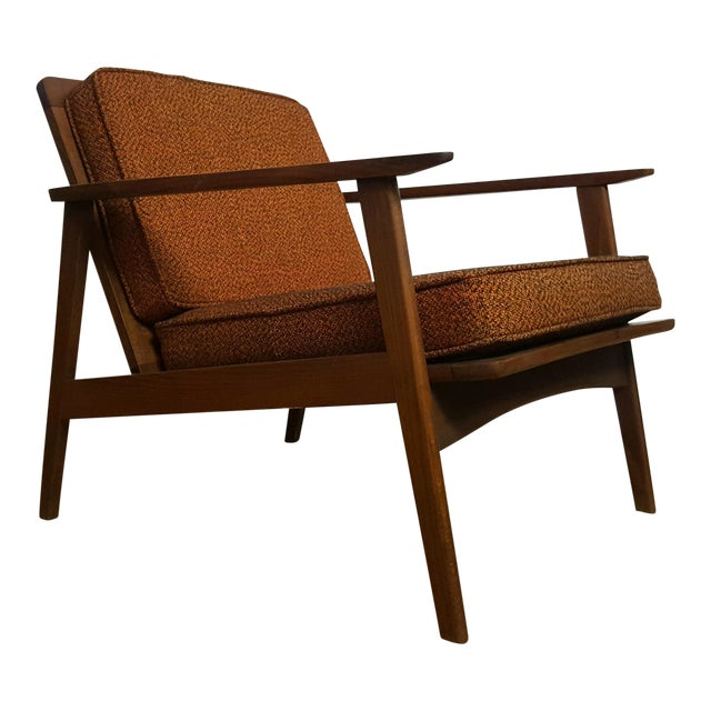 Adrian Pearsall Craft Associates Modern Lounge Chair - Image 1 of 6