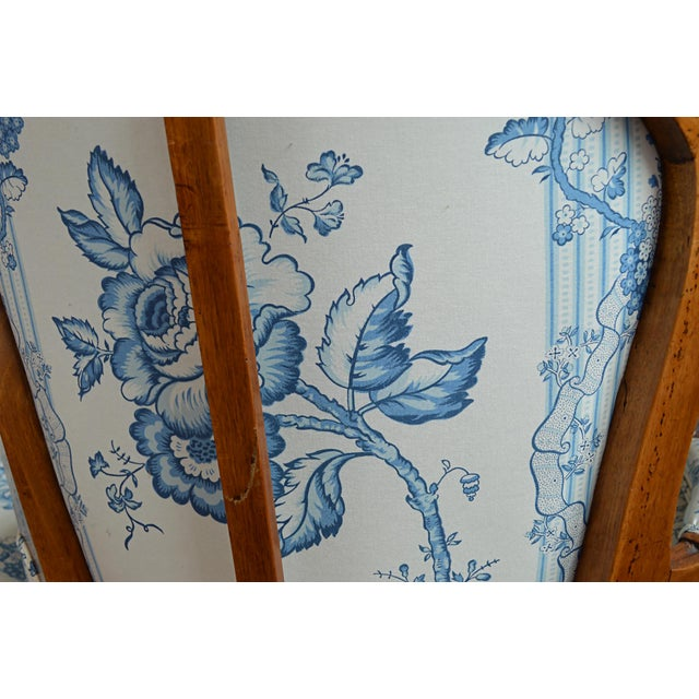 Late 18th Century French Provincial Duchesse Brisée For Sale - Image 5 of 11