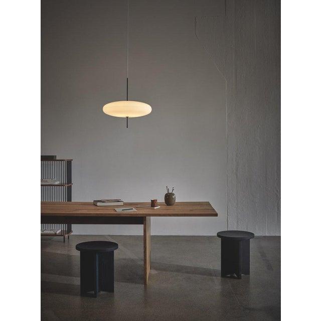 Metal Gino Sarfatti Model No. 2065 Ceiling Light For Sale - Image 7 of 9