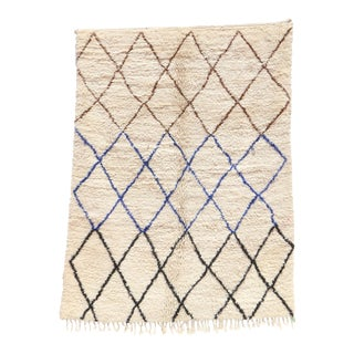 Beni Ourain Moroccan Rug For Sale