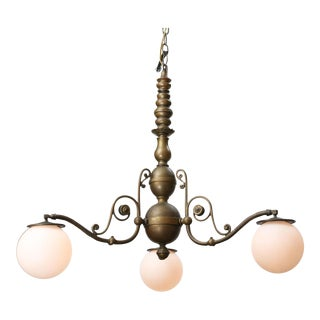 Dutch Style Belgian Chandelier For Sale