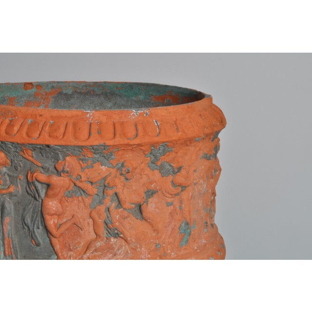 High Relief Italian Terracotta, Circa 1900 For Sale - Image 4 of 9