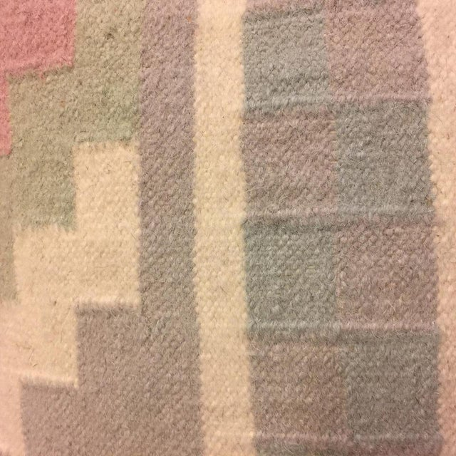 Handmade Anatolian Pillow Cover - Image 3 of 4