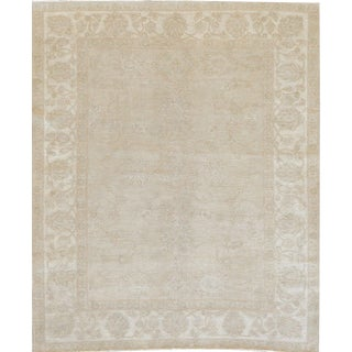 """Mansour High Quality Agra Rug - 7' X 8'6"""" For Sale"""