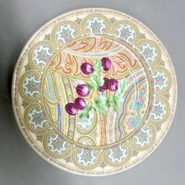 Ceramic 1960s Vintage Patrick Frey for Philippe Deshoulieres, Limoges France Dinnerware - 10 Pieces For Sale - Image 7 of 13