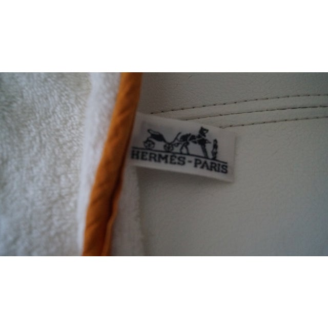 1980s Hermes Cushion Covers - Set of 3 For Sale - Image 5 of 7