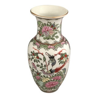 Chinese Hand Painted Vase For Sale