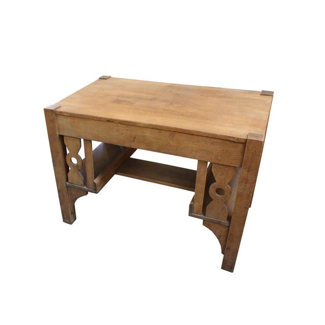 Gorgeous Mission Writing Desk - Image 3 of 4