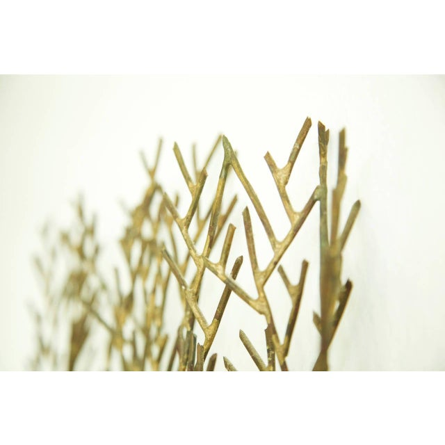 Mid-Century Modern Wall Sculpture by Richard Filipowski For Sale - Image 3 of 11