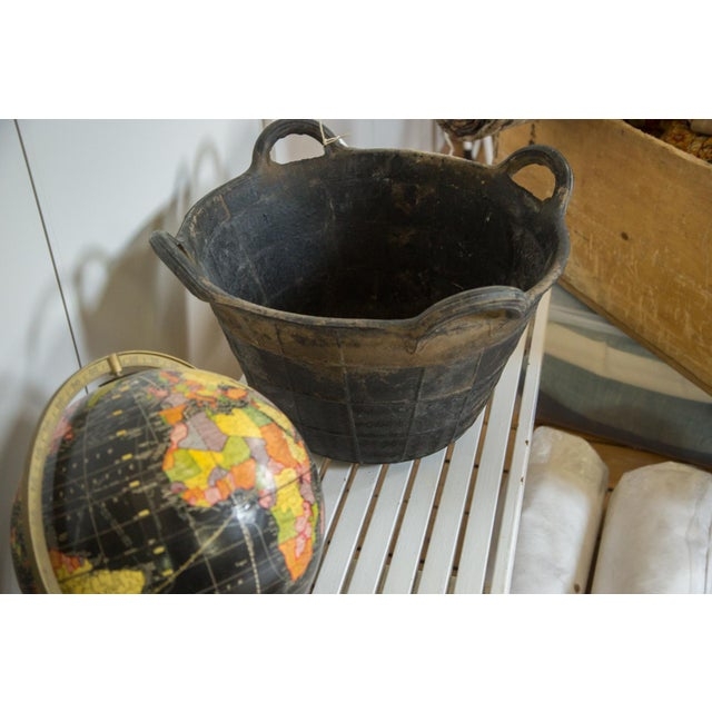 Large Recycled Rubber Basket - Image 5 of 5