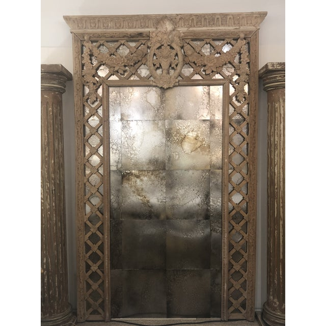 Antique Door Surround For Sale In Houston - Image 6 of 6