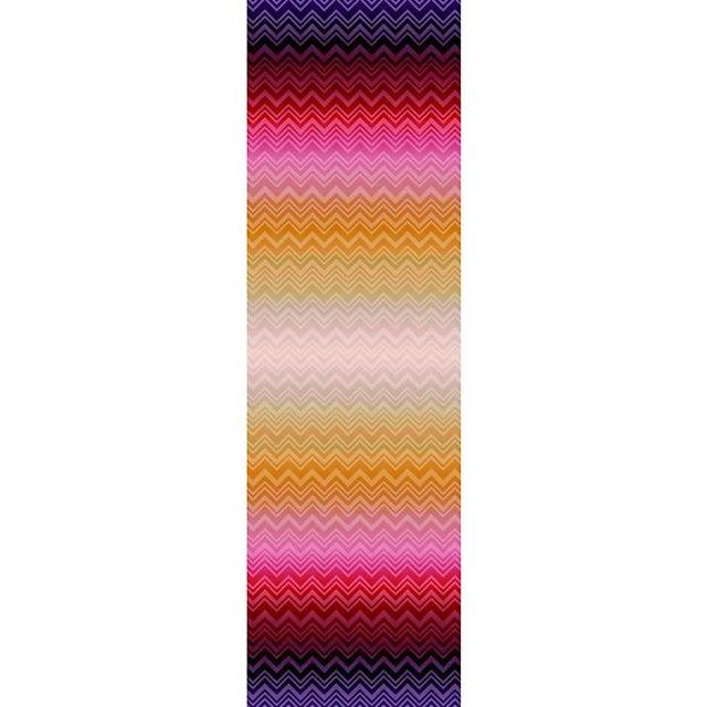 Contemporary Scalamandre Zig Zag Sfumato Panel, Fiesta Wallpaper For Sale - Image 3 of 3