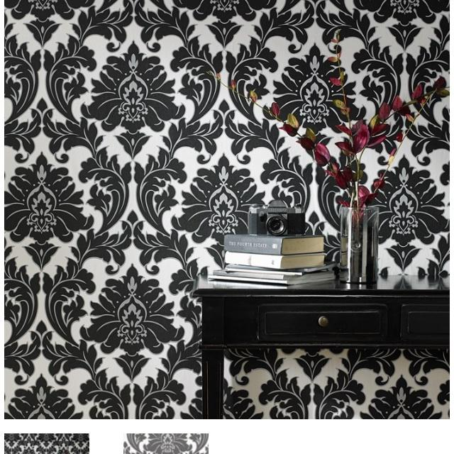 Black and Pearl Graham and Brown Wallpaper - Image 4 of 4
