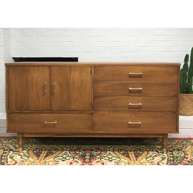 Drexel Wood Buffet For Sale - Image 10 of 10