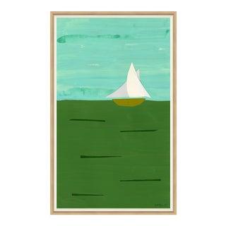 Tide Chart II Art Print For Sale