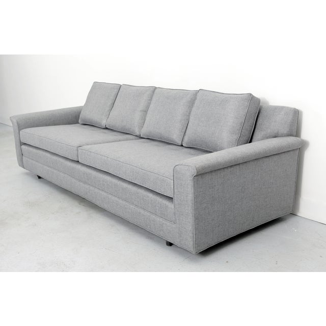 Dunbar Furniture Dunbar Sofa by Edward Wormley For Sale - Image 4 of 8