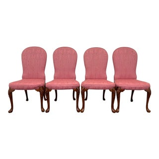 Shop Queen Anne Desk Chair Set Free Shipping Today >> Gently Used Vintage Queen Anne Furniture For Sale At Chairish