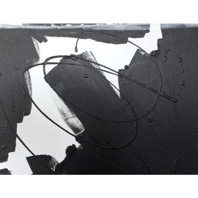 'Heartbreaker' Original Abstract Painting by Linnea Heide - Image 3 of 8