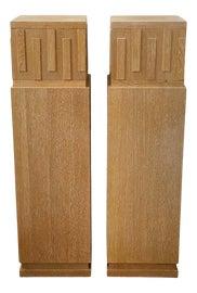 Image of Art Deco Pedestals and Columns