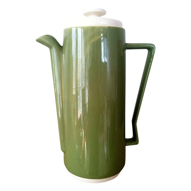 Vintage 1960s Ceramic Pitcher - Image 1 of 6
