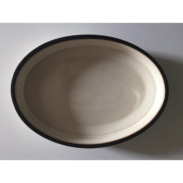 Mid-Century English Casserole/Plate - Image 3 of 8