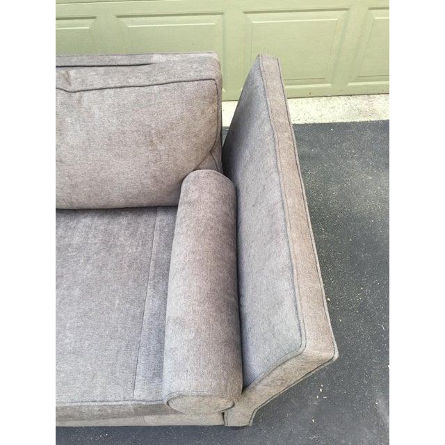 Parzinger Style Flare Arm Shelter Sofa - Image 7 of 11