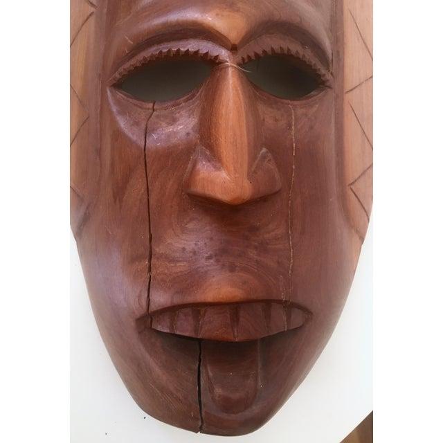 Vintage African Masks - Set of 3 - Image 6 of 9