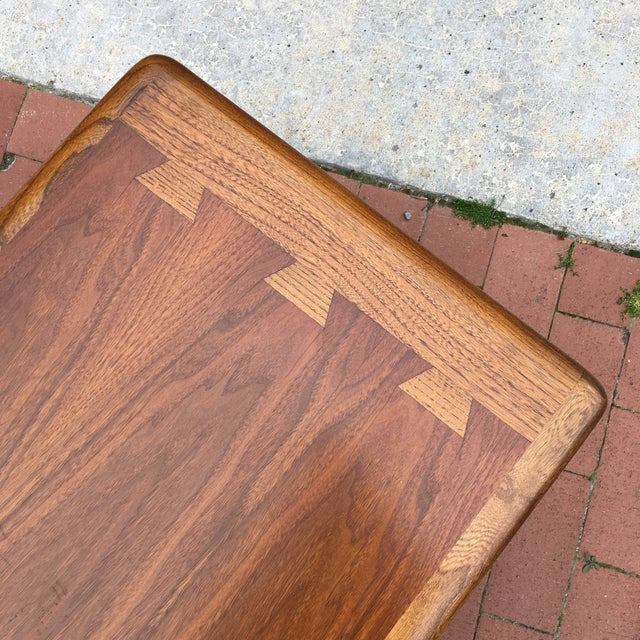 Mid-Century Lane Acclaim Dovetail Coffee Table - Image 5 of 7