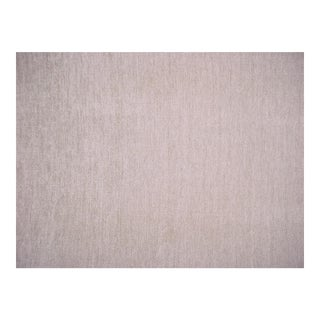 Dedar Milano Belsuede Dune Heavy Strie Chenille Upholstery Fabric- 2 3/8 Yards For Sale