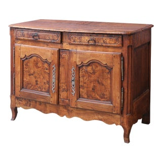 Burl Ash French Buffet