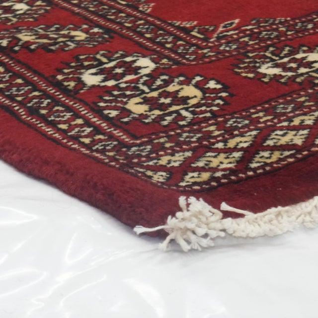 """Leon Banilivi Royal Bokara Carpet - 6'2"""" X 9'8"""" For Sale In New York - Image 6 of 6"""