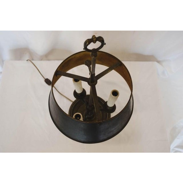 Late 19th Century French Bouilotte Lamp For Sale - Image 5 of 12