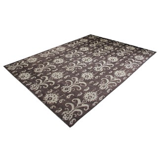 """Aara Rugs Hand Knotted Ikat Rug - 14'1"""" X 10'4"""" Preview"""