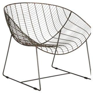 Minimalist Cb2 Agency Chair For Sale
