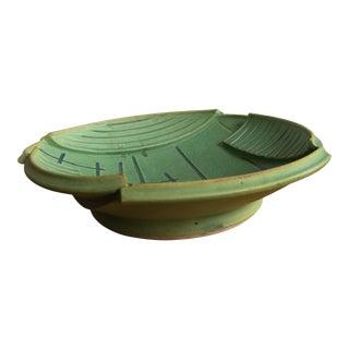 Handmade Appalachian Decorative Plate For Sale