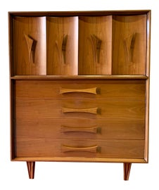 Image of Swedish Modern Standard Dressers