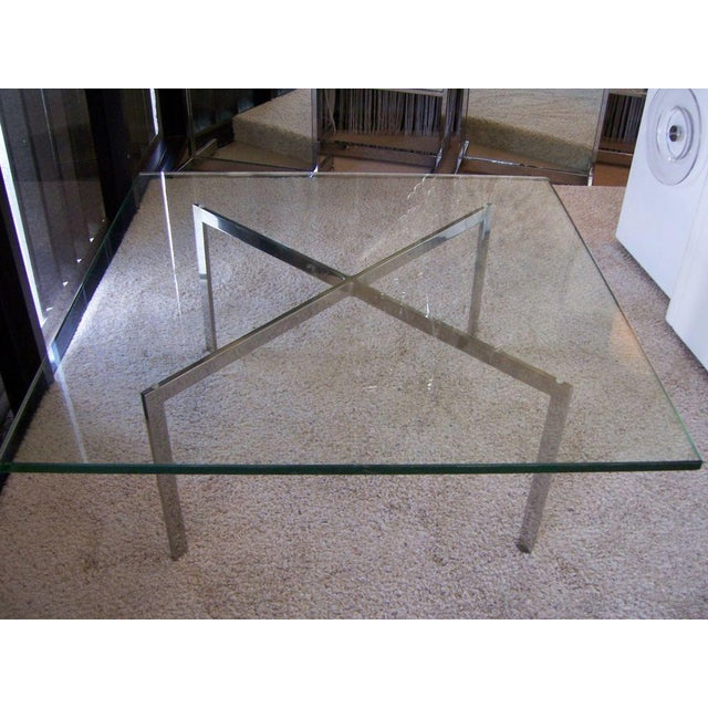 Brueton V Series Coffee Table in Steel - Image 5 of 5
