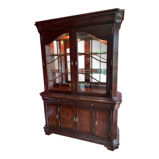 Broyhill China Cabinet For Sale