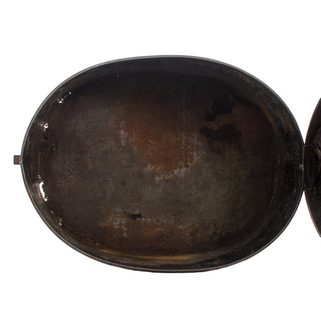 British Army Edwardian Hat Case For Sale - Image 10 of 11