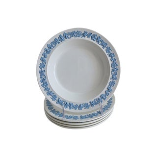 Wedgwood Queensware Bowls - S/5 For Sale