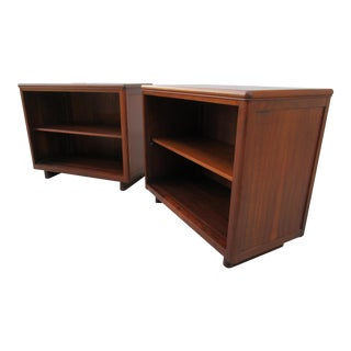 Vintage Bookcases or Display Cabinets - A Pair