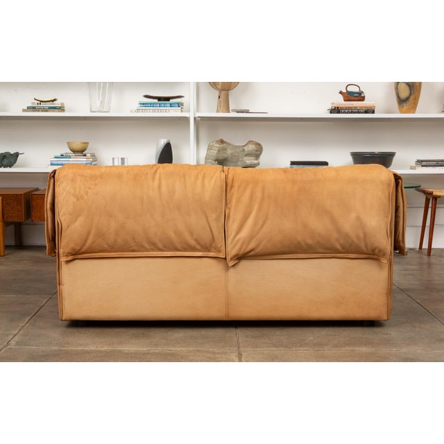 1970s Lotus Sofa by Niels Bendtsen for Niels Eilersen For Sale - Image 5 of 11
