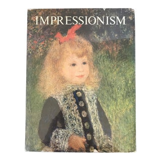 """Impressionism"" 1977 First Edition Art Book For Sale"