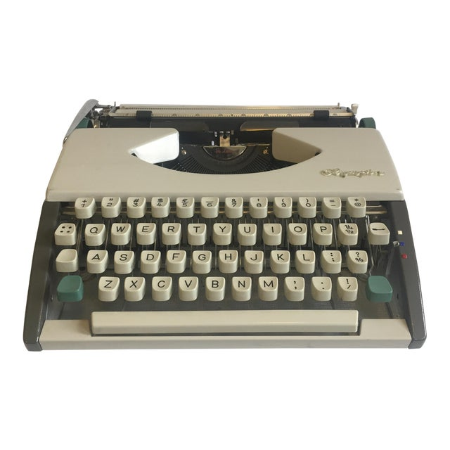 Vintage Olympia De Luxe Typewriter Germany - Image 1 of 11