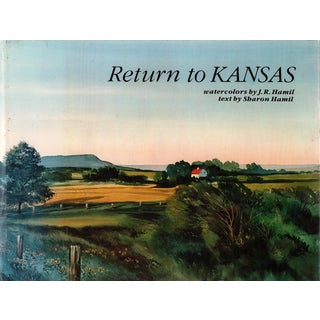 """1984 """"Return to Kansas"""" Coffee Table Book For Sale"""
